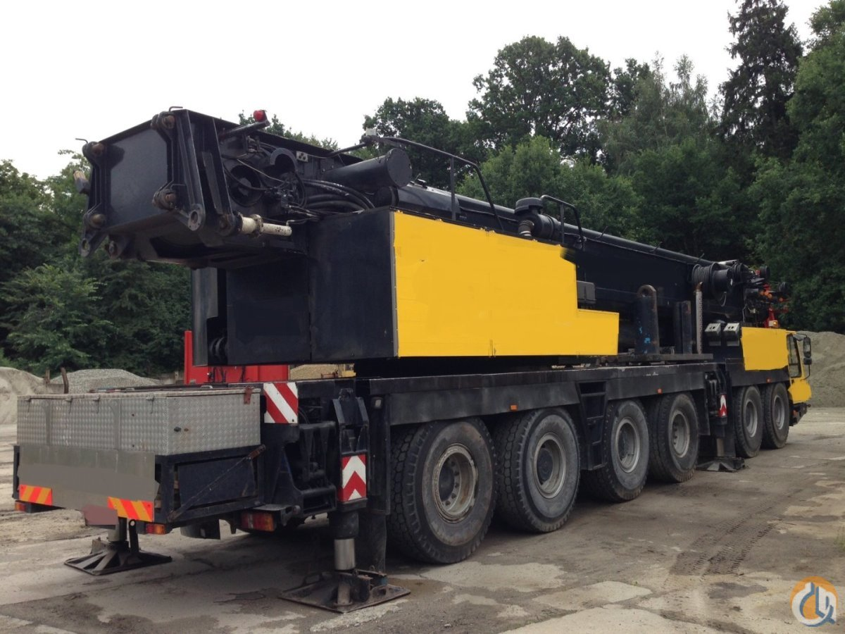Sold GROVE GMK6250 Crane for  on CraneNetwork.com