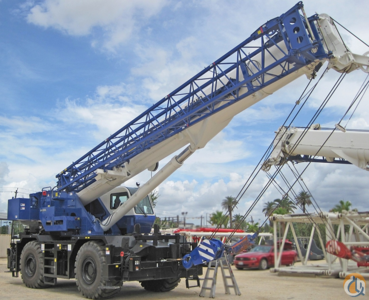 2019 Tadano GR1200XL-3 for RENTRPO Crane for Sale in Houston Texas on CraneNetwork.com