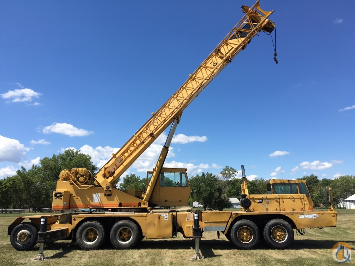 Sold 1974 Grove TMS 300LP Crane for  in Brentford South Dakota on CraneNetwork.com
