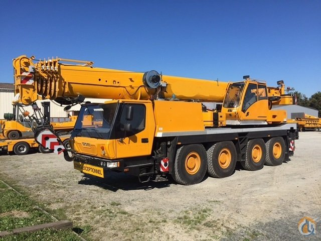 Sold GROVE GMK 4080 Crane for  on CraneNetwork.com