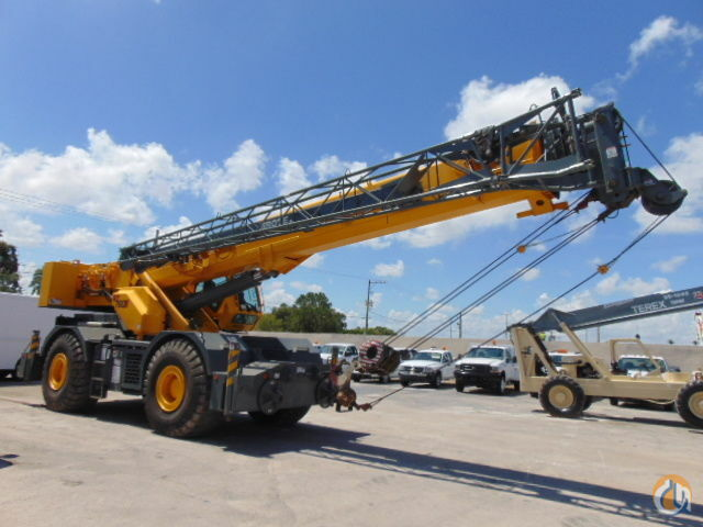 2011 Reduction Grove Rt 760e Rt Crane Crane For Sale In