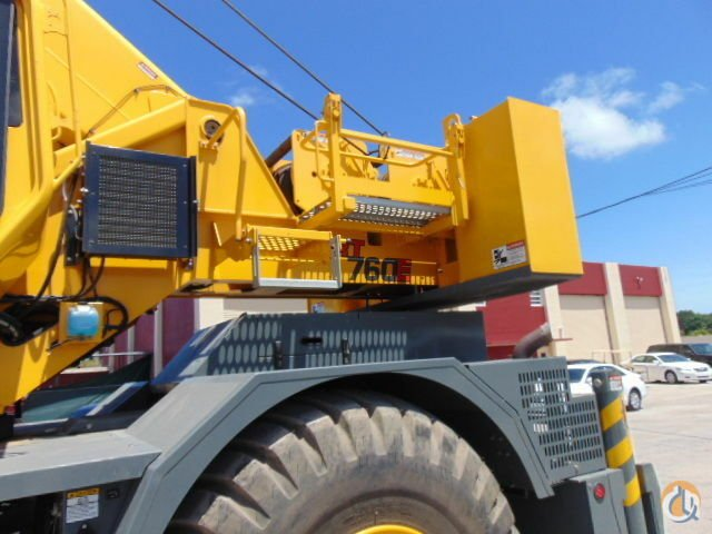 2011  REDUCTION-GROVE RT 760E RT CRANE Crane for Sale in Hollywood Florida on CraneNetworkcom