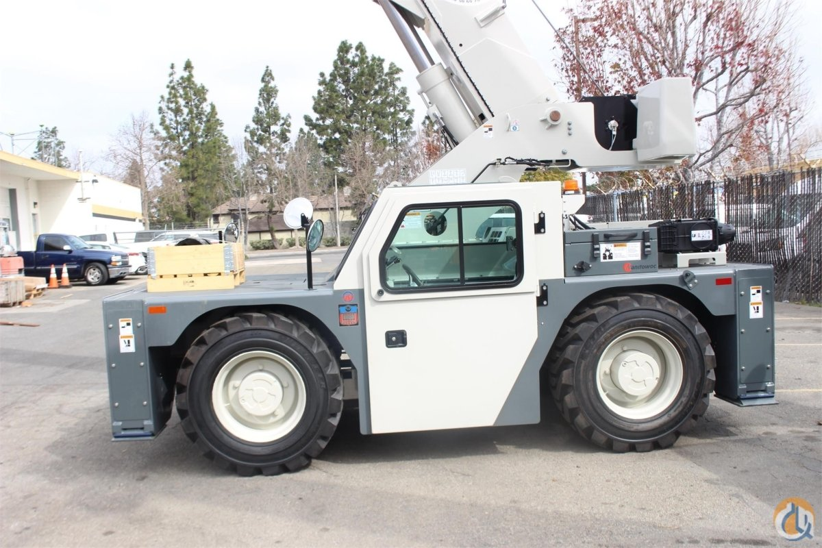 2019 SHUTTLELIFT SCD15 Crane for Sale or Rent in Sacramento California on CraneNetwork.com