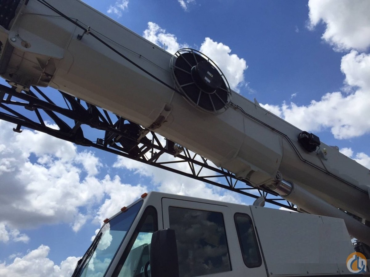 2012 LinkBelt ATC-3275 275Ton All Terrain wBoom Dolly Crane for Sale or Rent in Midland Texas on CraneNetworkcom