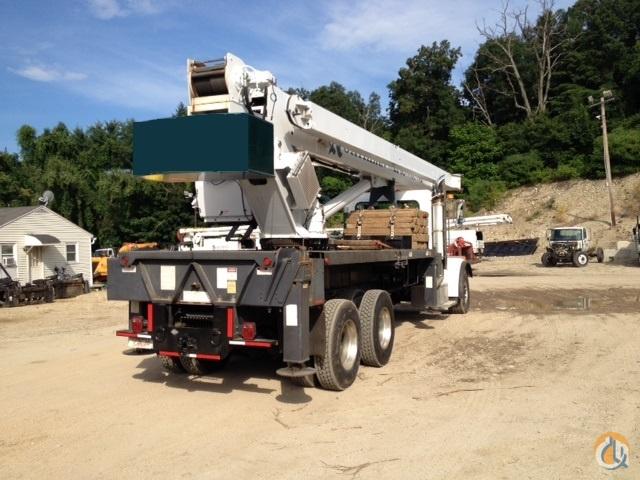 Sold Manitex 40124S Crane for in Boston Massachusetts on ...