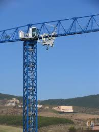 Commansa Used  Tower Crane 21LC400 YOM  2008 Crane for Sale on CraneNetworkcom