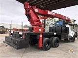 Sold 2006 ELLIOTT G85R HI REACH TRUCK Crane for  in Pflugerville Texas on CraneNetwork.com