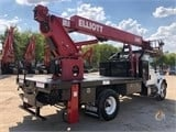 2007 ELLIOTT L60R HI REACH TRUCK Crane for Sale in Pflugerville Texas on CraneNetwork.com