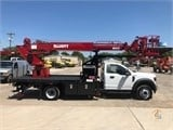 NEW ELLIOTT M43R HI REACH TRUCK Crane for Sale in Pflugerville Texas on CraneNetwork.com