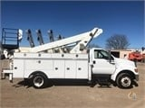 2015 VERSALIFT LT62 HI REACH TRUCK Crane for Sale in Pflugerville Texas on CraneNetwork.com