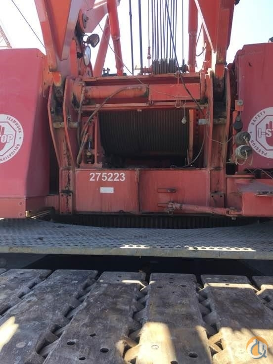 2001 MANITOWOC 999 Crane for Sale in Houston Texas on CraneNetwork.com