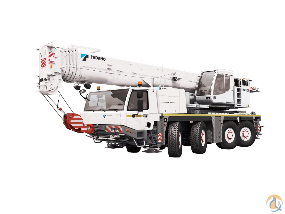 2019 TADANO ATF100G-4 Crane for Sale or Rent in Sacramento California on CraneNetwork.com