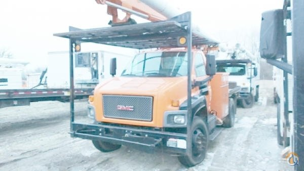 2009 GMC C7500 REAR MOUNT Crane for Sale in Indianapolis Indiana on CraneNetwork.com