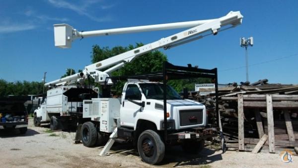 2007 GMC C6500 Crane for Sale in Oklahoma City Oklahoma on