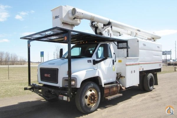 2008 GMC C7500 Crane for Sale in Portland Michigan on CraneNetwork.com