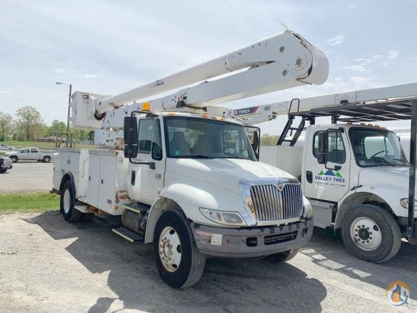 2006 INTERNATIONAL 4300 Crane for Sale in Forest Virginia on