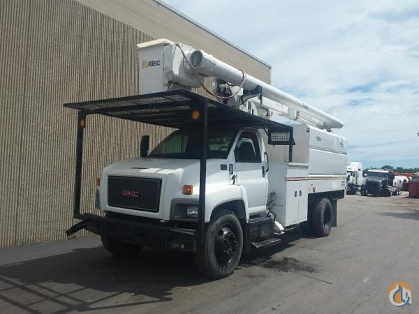 2008 GMC C7500 Crane for Sale in Des Moines Iowa on CraneNetwork com