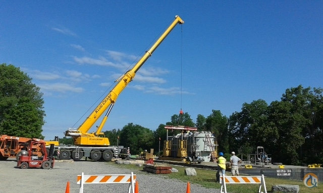 2012 Liebherr 1200 5.1 for Sale Crane for Sale in New York New York on CraneNetwork.com
