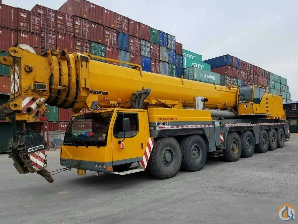 Sold 2000 LIEBHERR LTM 1400 EXCELLENT CONDITION HUGE PRICE REDUCTION Crane for  on CraneNetwork.com