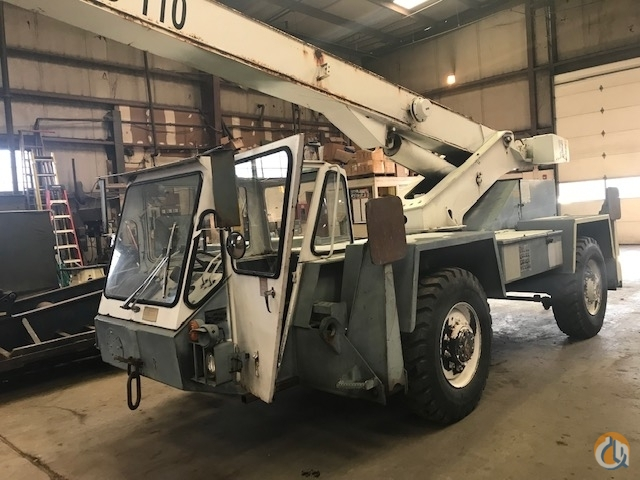 TerexKoehring 7-12 Ton Industrial Crane Crane for Sale in Nanuet New York on CraneNetwork.com