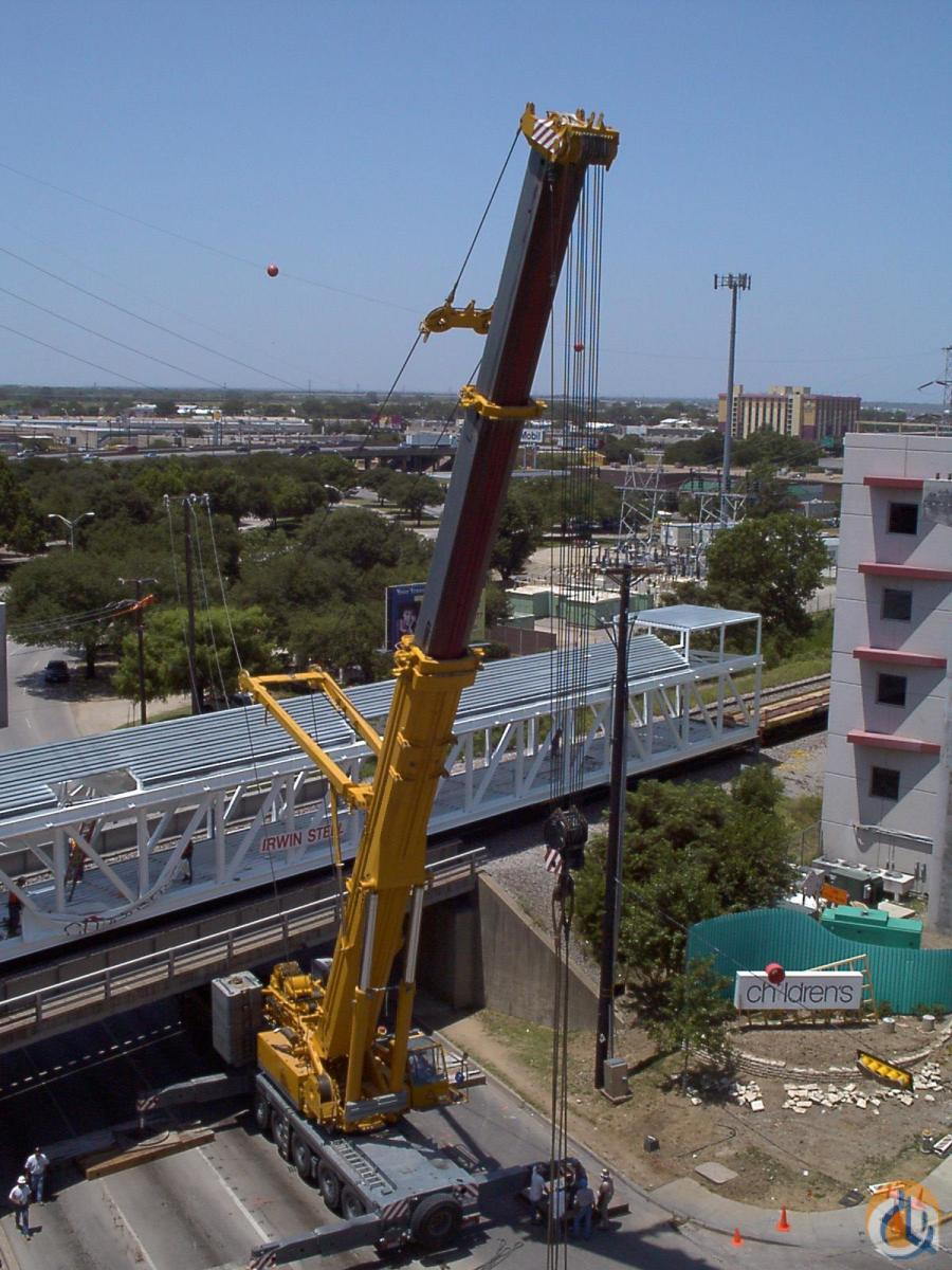 1999 Liebherr LTM 1400 Crane for Sale on CraneNetwork.com