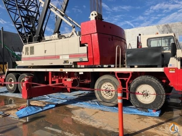 1997 LINK-BELT HC-248 Crane for Sale in Houston Texas on CraneNetwork.com