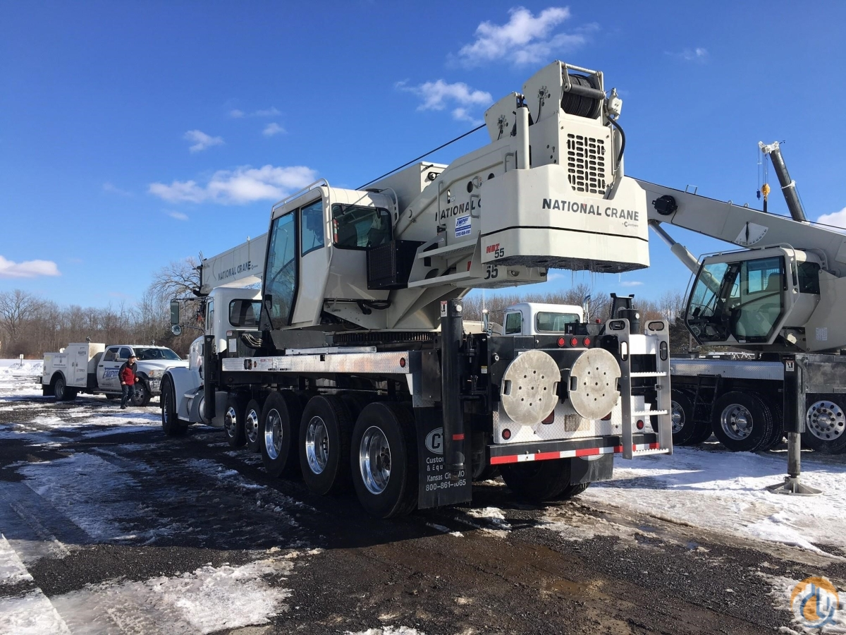 2014 NATIONAL NBT55 Crane for Sale in North Syracuse New