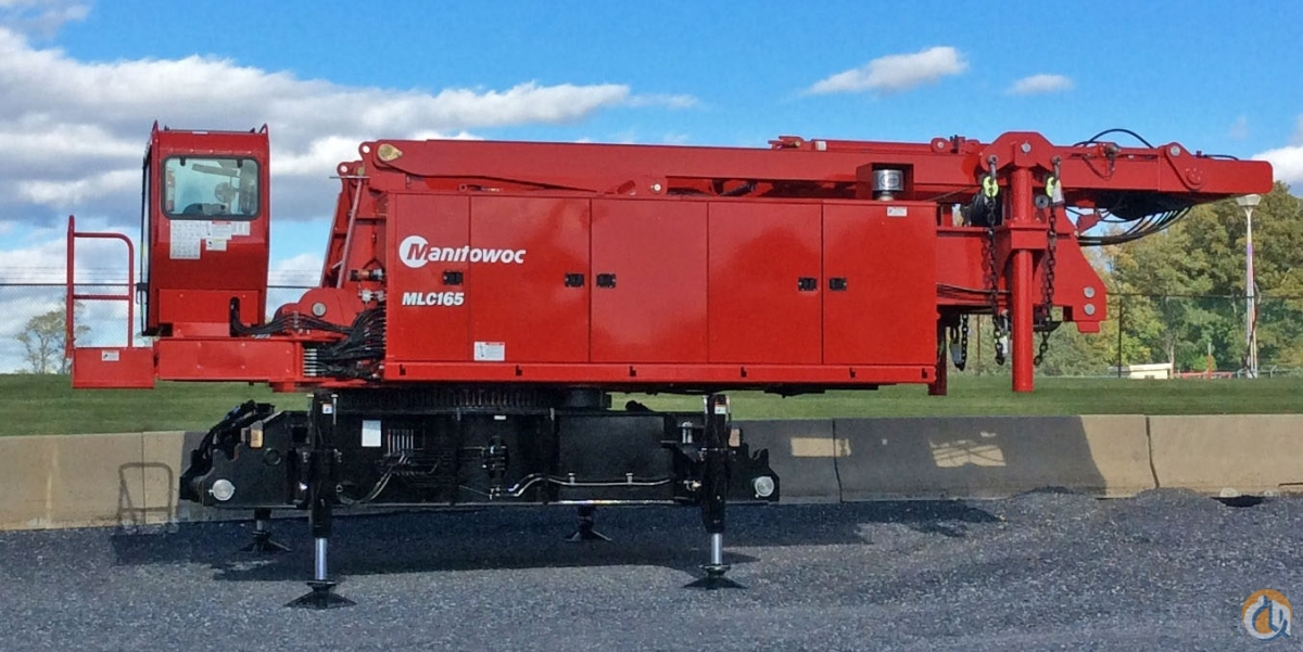 2016 MANITOWOC MLC165 Crane for Sale or Rent in Cleveland Ohio on CraneNetwork.com