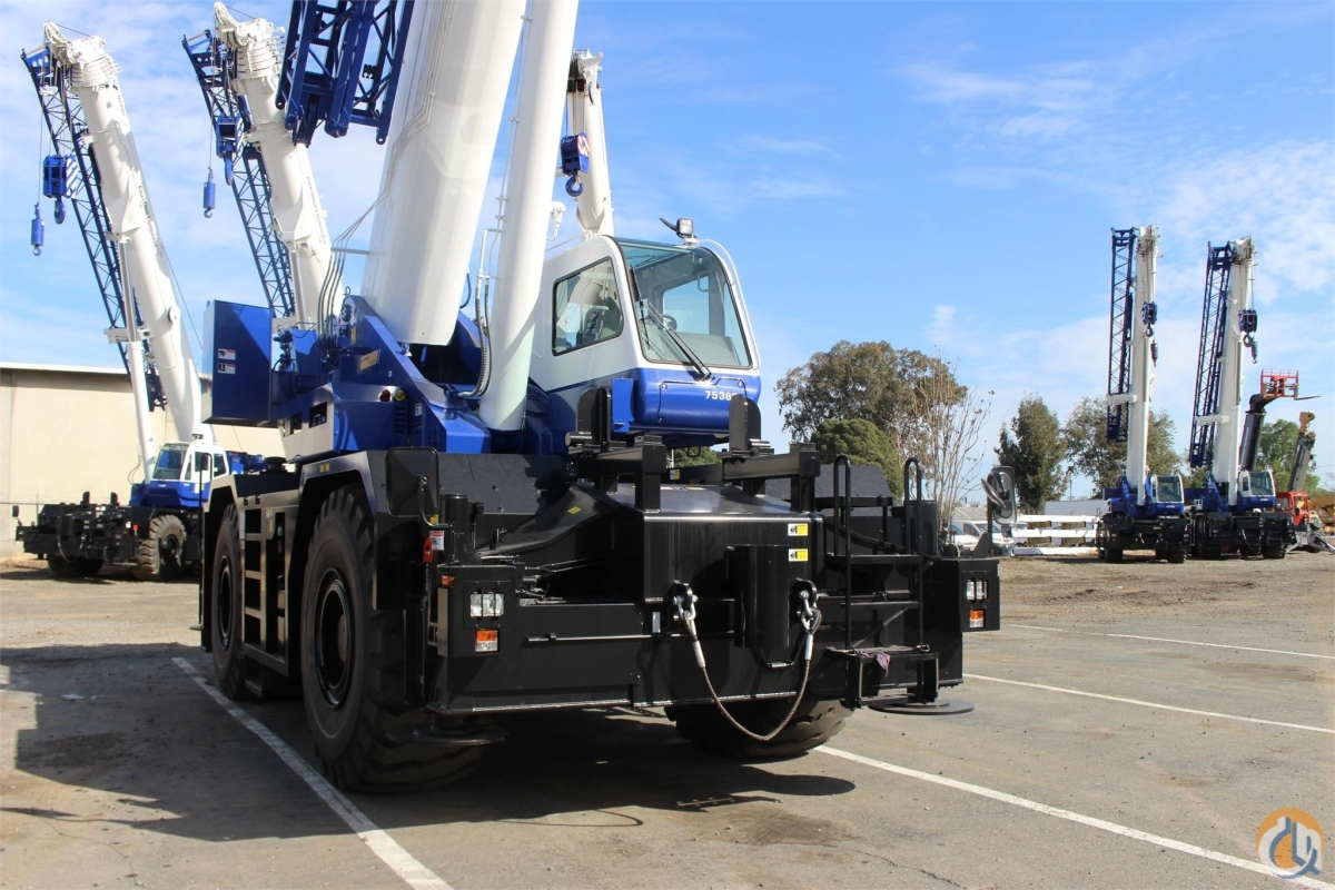 2018 TADANO GR1000XL Crane for Sale or Rent in Sacramento California on CraneNetwork.com