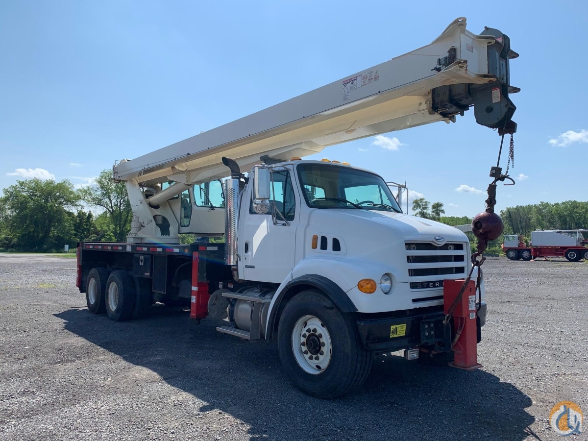 2005 TEREX RS60100 Crane for Sale in North Syracuse New York on CraneNetwork.com