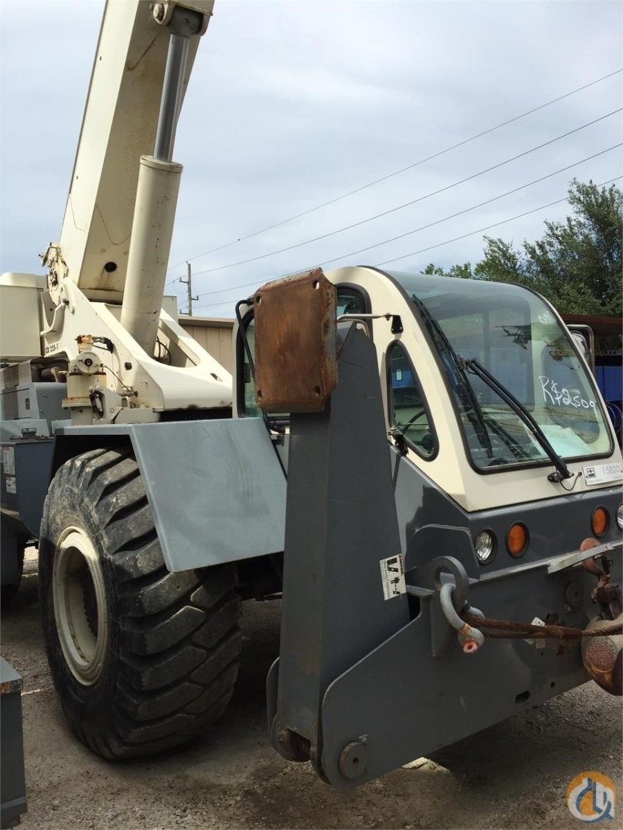2009 TEREX CD225 Crane for Sale in Houston Texas on CraneNetwork.com