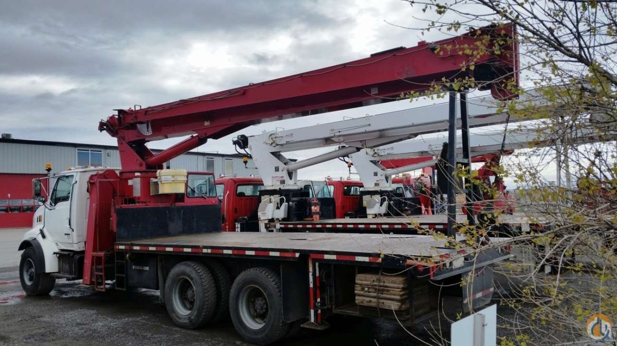 1999 NATIONAL 900 Crane for Sale or Rent in Laval Quebec on CraneNetwork.com