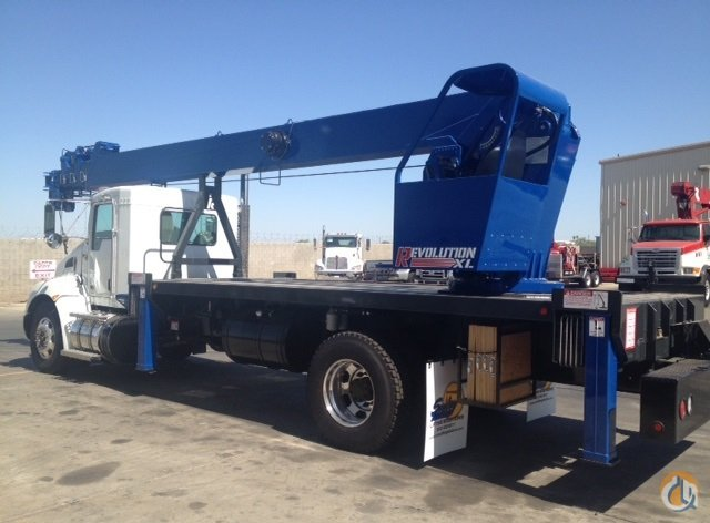 REVOLUTION XL Crane for Sale or Rent in Phoenix Arizona on CraneNetworkcom