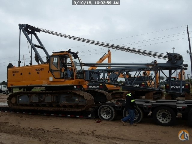 Close to Houston and Galveston Ports Crane for Sale in Houston Texas on CraneNetwork.com