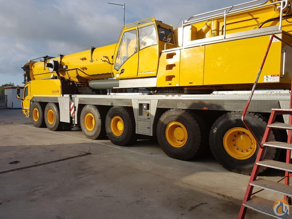 2017 Grove GMK 6350L Crane for Sale in Houston Texas on CraneNetwork.com