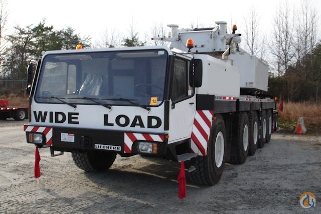 2004 Liebherr LTM1150-5.1 Crane for Sale on CraneNetwork.com