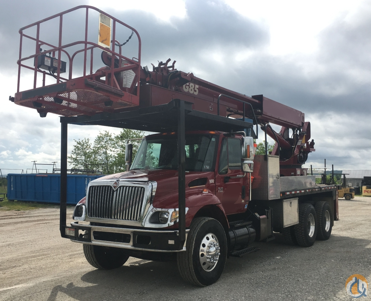2005 Elliot G85R Crane for Sale in Harrisburg Pennsylvania on CraneNetwork.com
