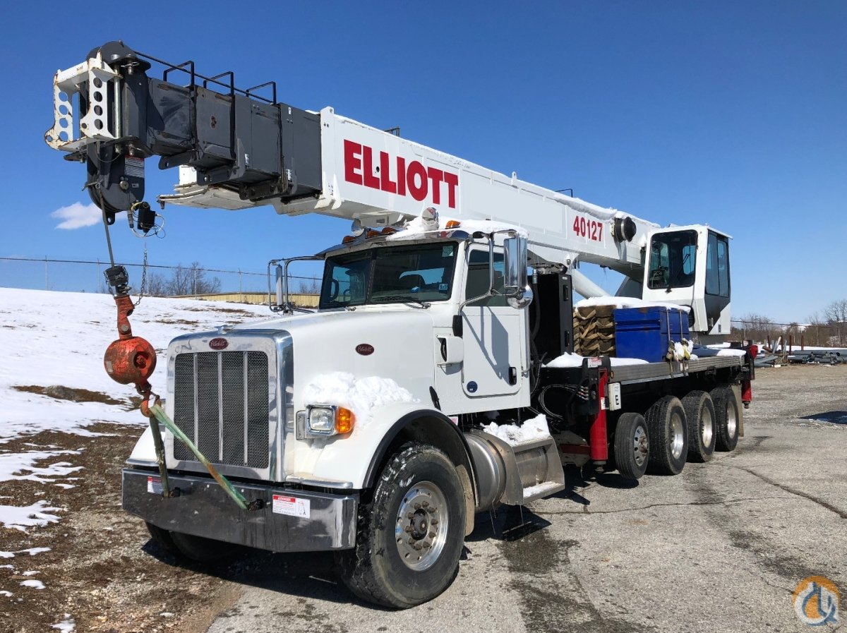 Elliott 40127R For Sale Crane for Sale in Harrisburg Pennsylvania on CraneNetwork.com
