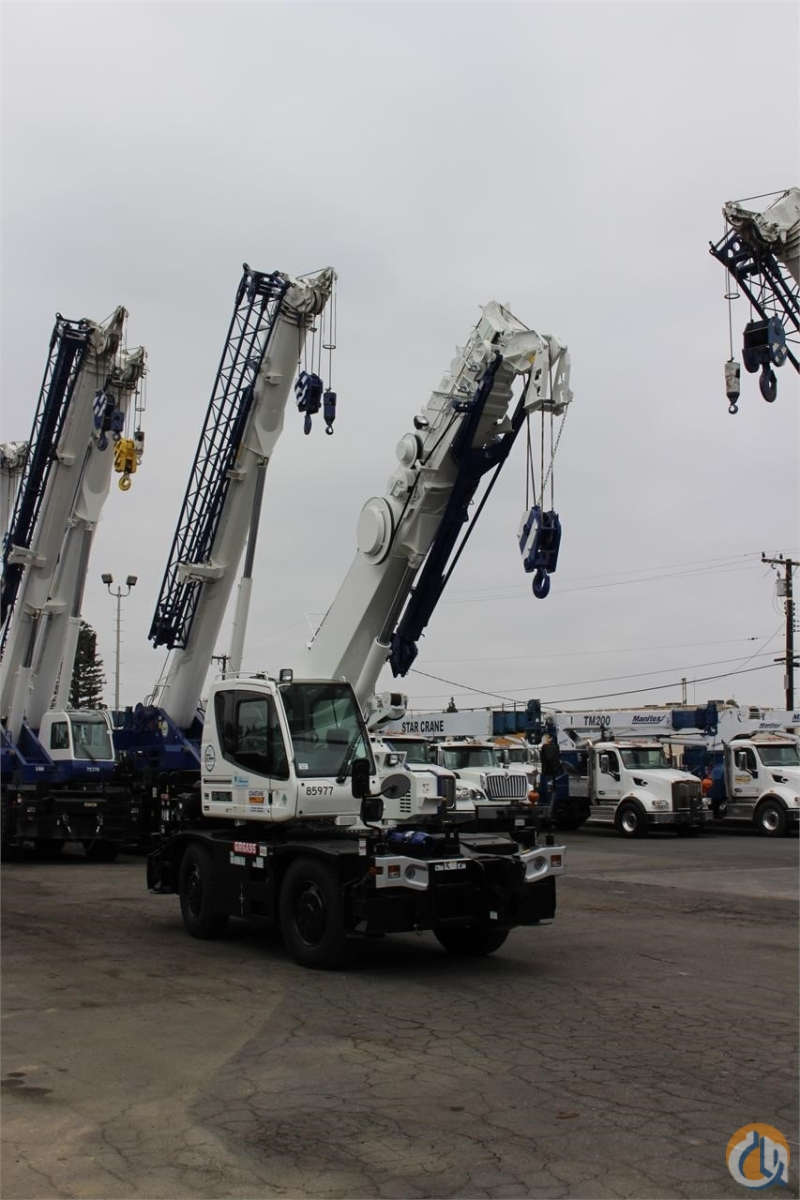 2019 TADANO GR150XL Crane for Sale or Rent in Sacramento California on CraneNetwork.com