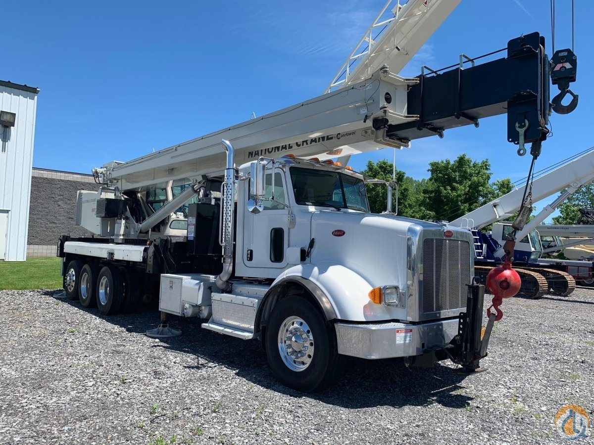 2014 NATIONAL NBT40 Crane for Sale in Holbrook Massachusetts on CraneNetwork.com