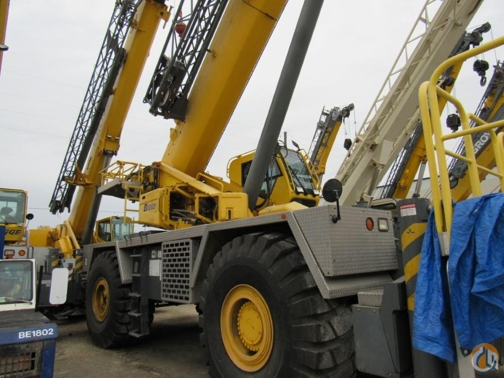 2011 GROVE RT9150E Crane for Sale in Houston Texas on CraneNetwork.com