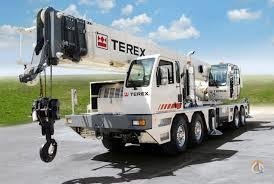 2017 Terex T560 Crane for Sale on CraneNetworkcom