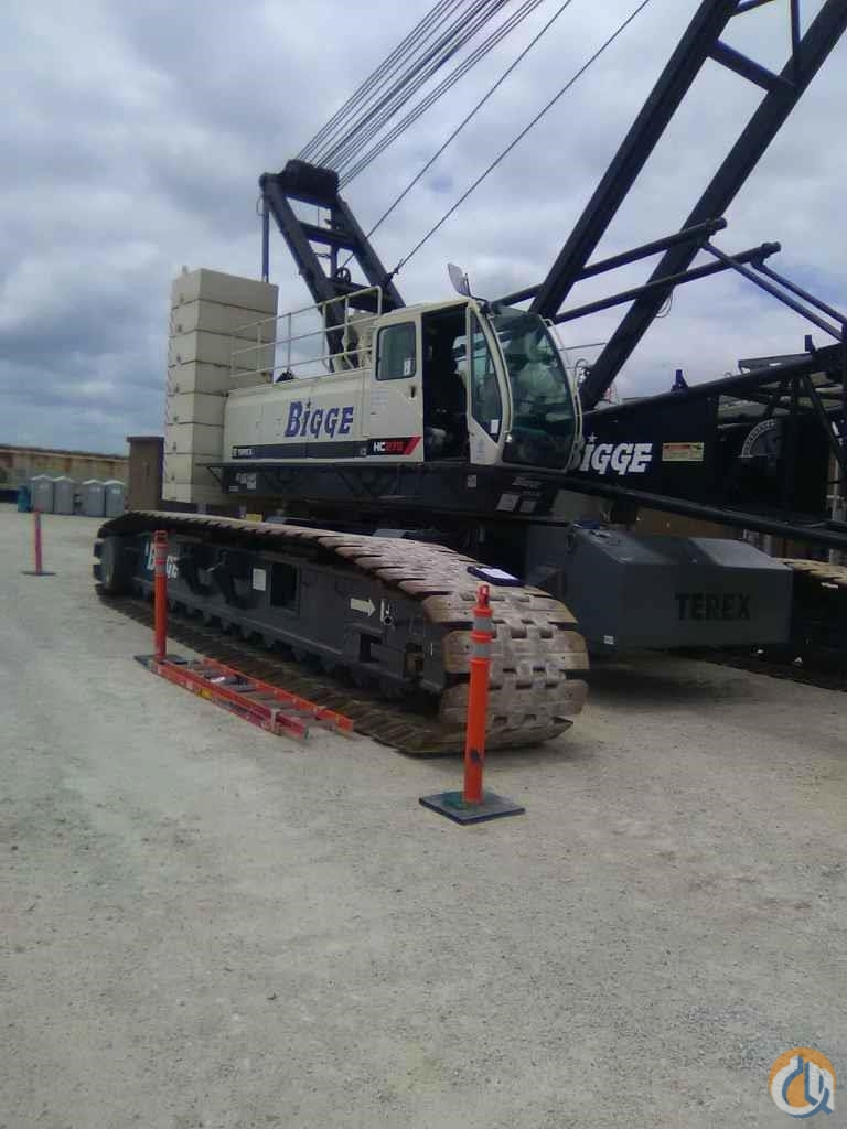 2015 TEREX HC275 Crane for Sale in Houston Texas on CraneNetwork.com
