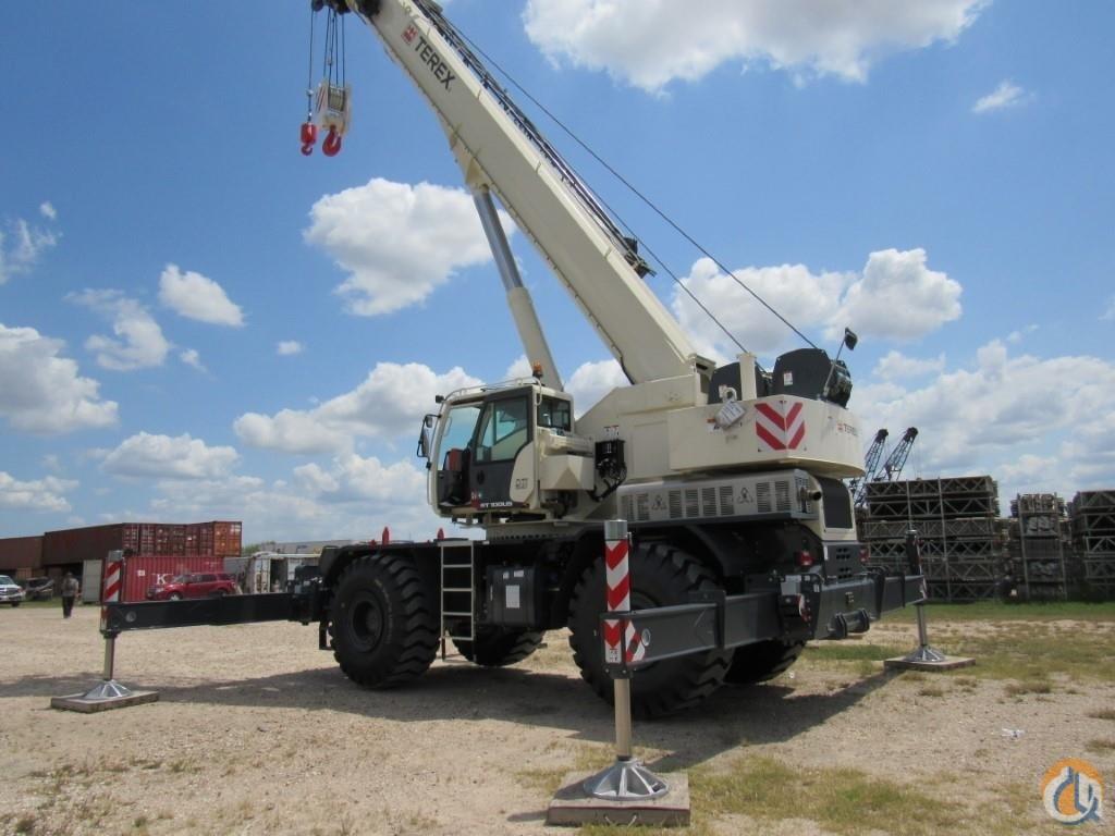 2018 terex rt100 crane for sale in san leandro california on rh cranenetwork com 100 Ton RT Crane 100 Ton Crane Load Chart