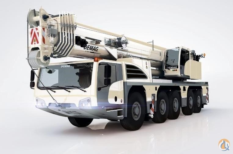 2019 DEMAG AC250-5 Crane for Sale in Bridgewater Township New Jersey on CraneNetwork.com