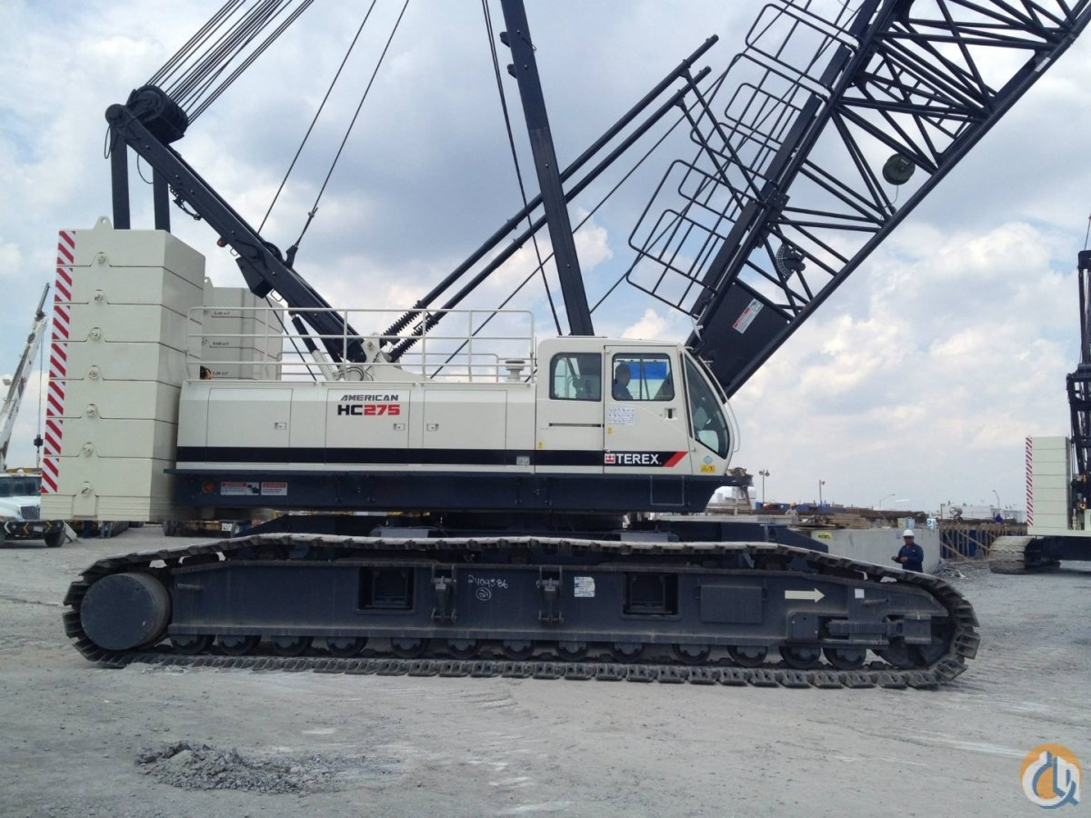 2014 TEREX HC275 Crane for Sale in Monterrey Nuevo Leon on CraneNetworkcom