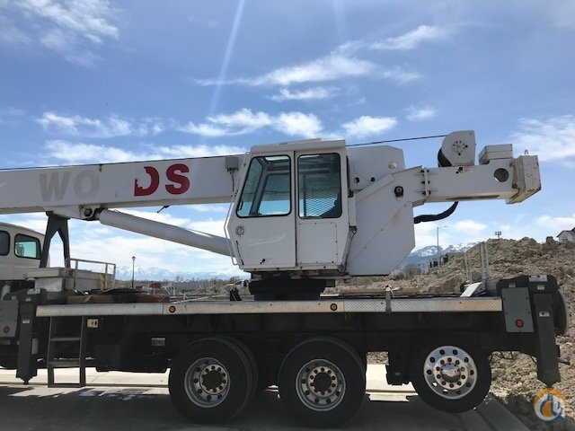 2007 Manitex 50 ton Crane for Sale in Saratoga Springs Utah on CraneNetwork.com