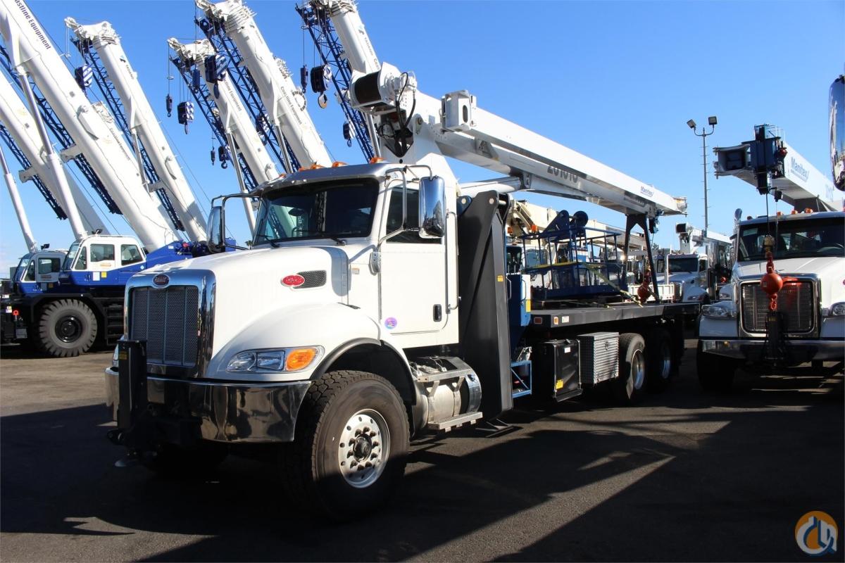 2019 MANITEX 26101C Crane for Sale or Rent in Santa Ana