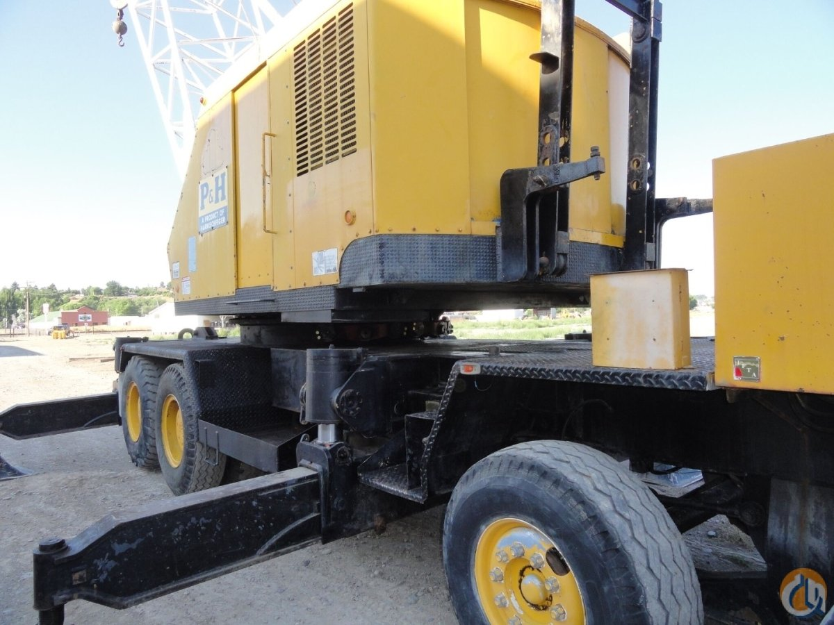1967 PH 780TC Lattice Boom Truck Crane CBJ537 Crane for Sale on CraneNetwork.com
