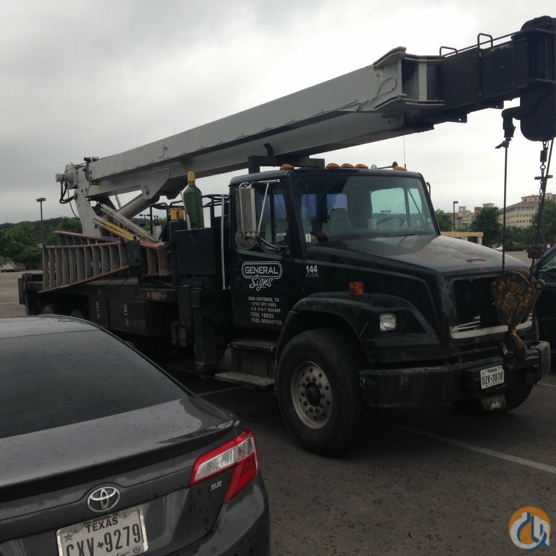28 Ton crane 150 reach with jib Crane for Sale in San Antonio Texas on CraneNetwork.com